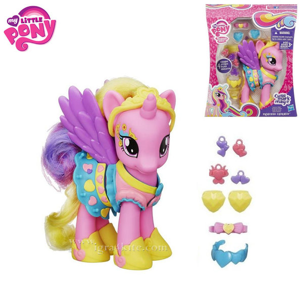 My Little Pony - Моето малко пони Princess Cadance b0360