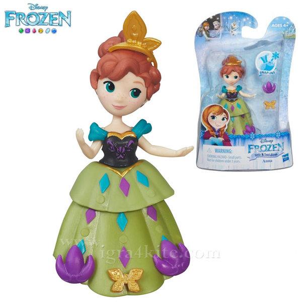 Disney Frozen - Мини кукла Анна от Замръзналото кралство c1096