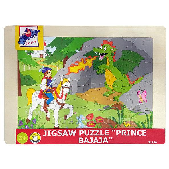Woody - Пъзел в рамка Принц Баяя 91158
