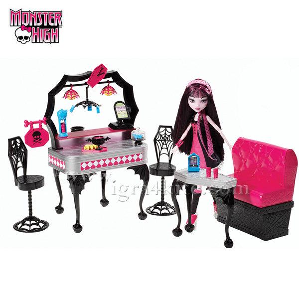 Monster High - Ресторанта на Дракулаура y7719