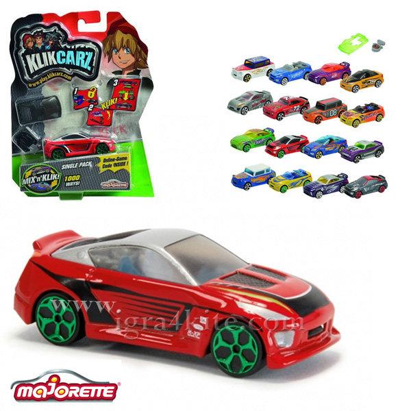 KlikCarz - Количка за тунинг Tuned Racer 50101