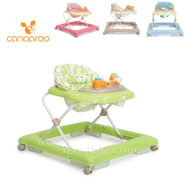 Cangaroo - Детска проходилка Eddy 101988