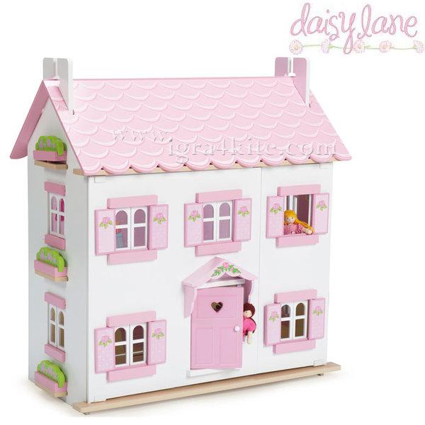 Le Toy Van - Къща за кукли Sophie's house H104