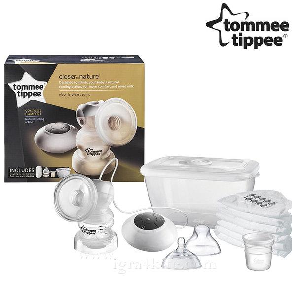 Tommee Tippee - Електрическа помпа за изцеждане на кърма 42301871