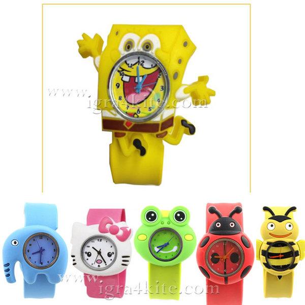 Animal Watch - Силиконови часовници SpongeBob Анимал Уоч