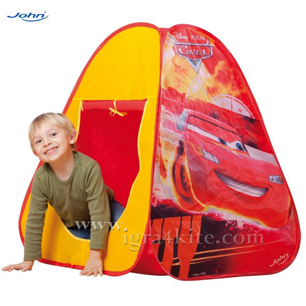 John - Детска палатка за игра Cars 72544
