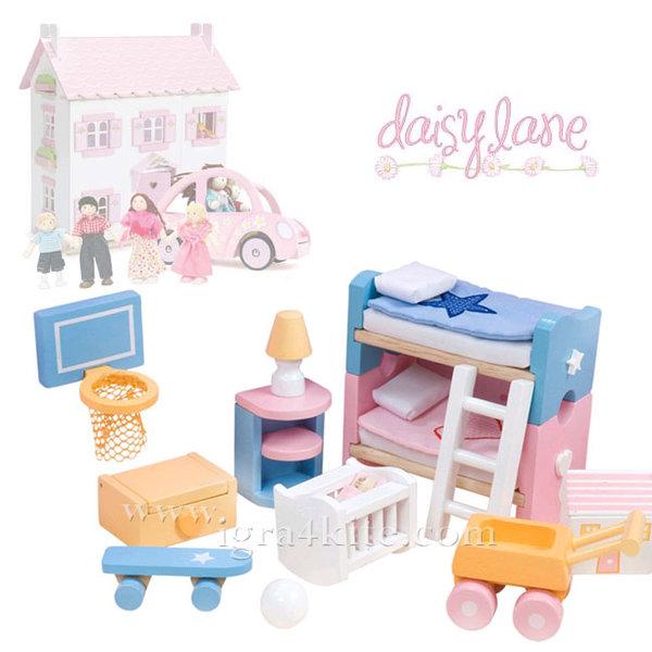 Le Toy Van - Обзавеждане за куклена къща Sugar Plam детска ME054