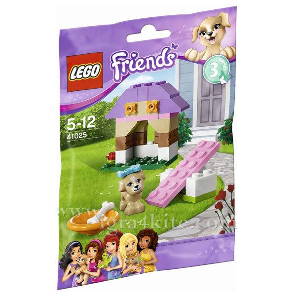 Lego 41025 Freinds - Кучешка колибка
