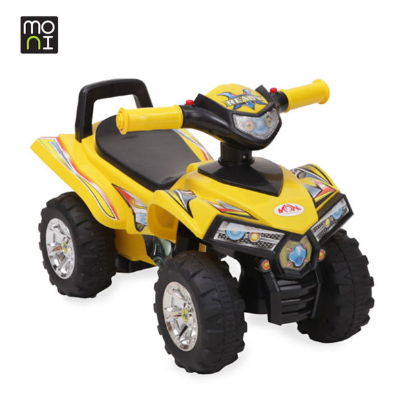 Moni - Детско ATV за яздене 551 жълто 101895