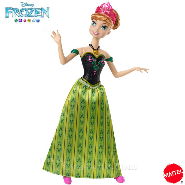 Disney Frozen - Пееща Принцеса Анна cjj08