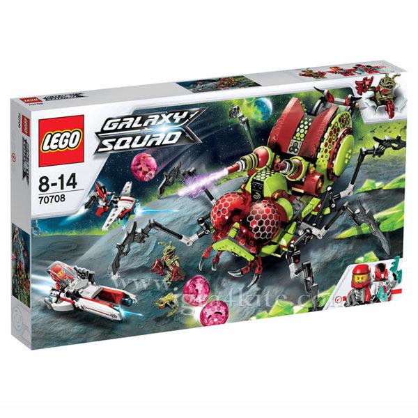 Lego 70708 Galaxy Squad - Роячен пълзач