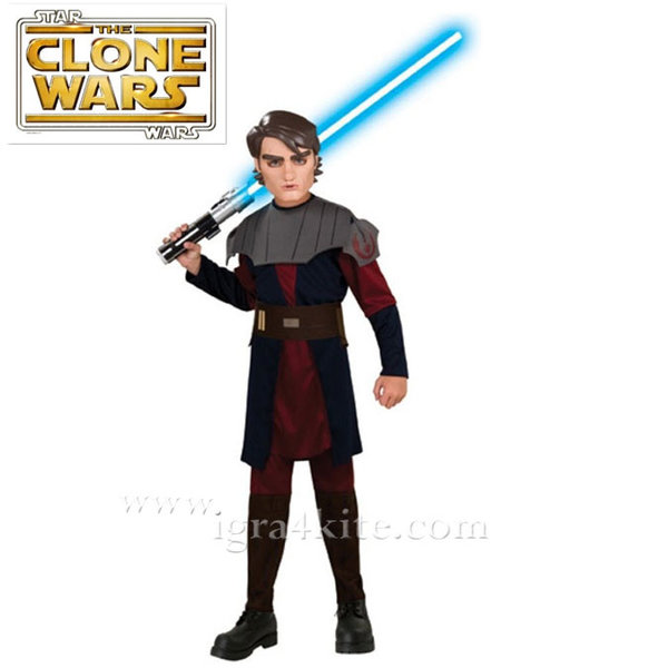Star Wars - Детски карнавален костюм Анакин Скайуокър 41083