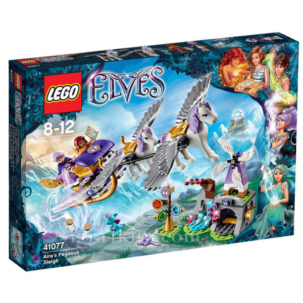 Lego 41077 Елфи - Шейната с пегаси на Айра