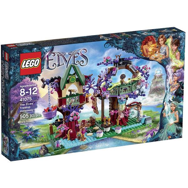 Lego 41075 Елфи - Дървесното скривалище на елфите