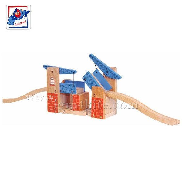 Woody - Дървен мост 90825