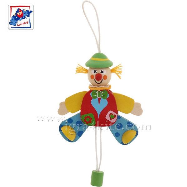 Woody - Подскачащ зелен Джак 90981