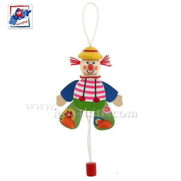 Woody - Подскачащ жълт Джак 90981