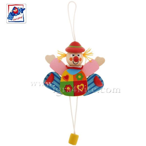 Woody - Подскачащ червен Джак 90981
