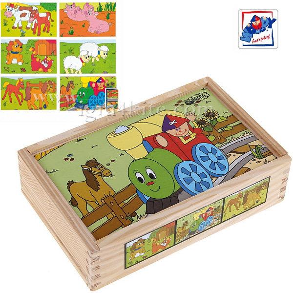 Woody - Кубчета Веселото влакче 93004