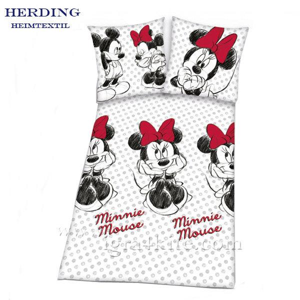 Herding -  Детски спален комплект Minnie Mouse 2 части