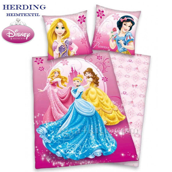 Herding -  Детски спален комплект Princess 2 части