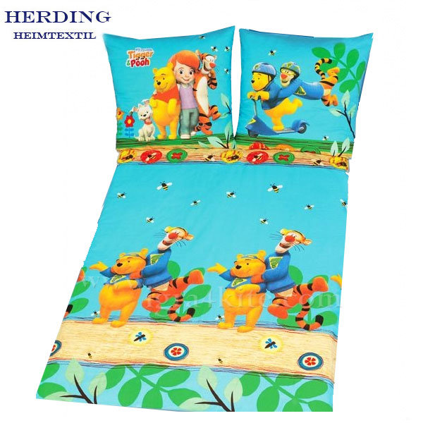 Herding -  Детски спален комплект Winnie The Pooh 2 части