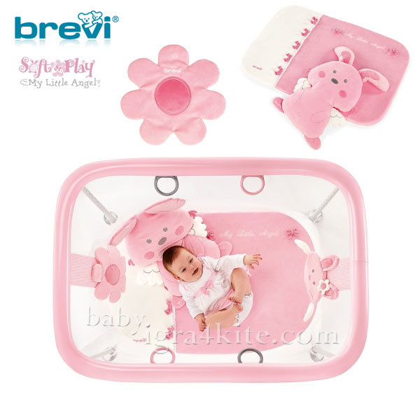 Brevi -Кошара за игра SOFT AND PLAY  LITTLE ANGEL 580168