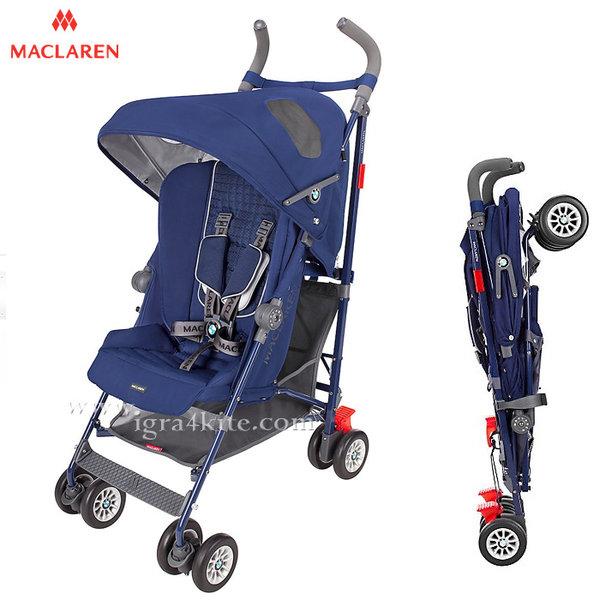 Maclaren - Лятна количка BMW Blue DSE04082