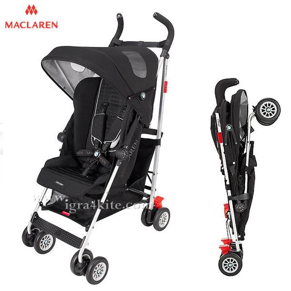 Maclaren - Лятна количка BMW Black DSE04092