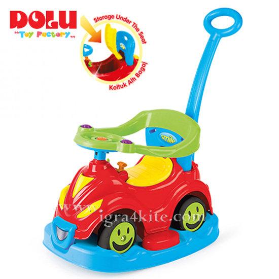 Dolu - Детска кола 4 в 1 8003