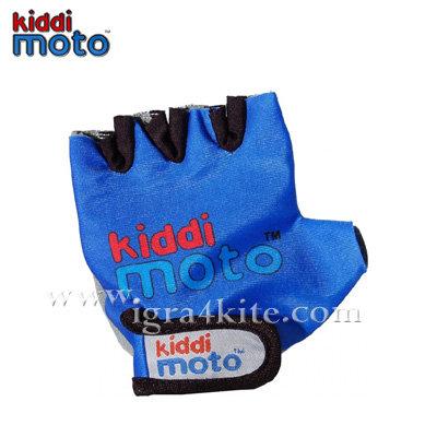 Kiddimoto - Детски спортни ръкавици за колело без пръсти S GLV003