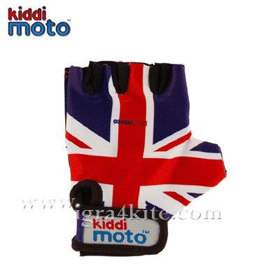 Kiddimoto - Детски спортни ръкавици за колело без пръсти S GLV008