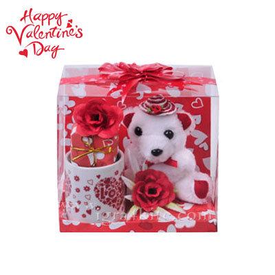 Подаръчен комплект за Деня на влюбените 2220281