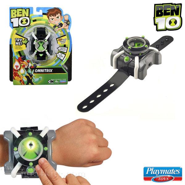 Ben 10 - Часовник Бен Тен Omnitrix със звук и светлина 76900