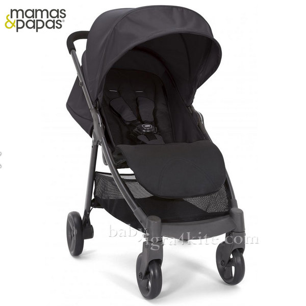 Mamas & Papas - Комбинирана количка Armadillo Black Liquorice
