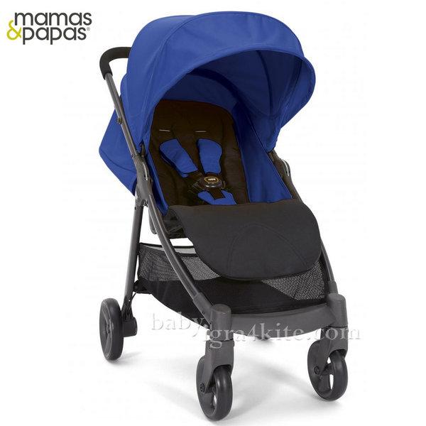 Mamas & Papas - Комбинирана количка Armadillo Blue Fizz