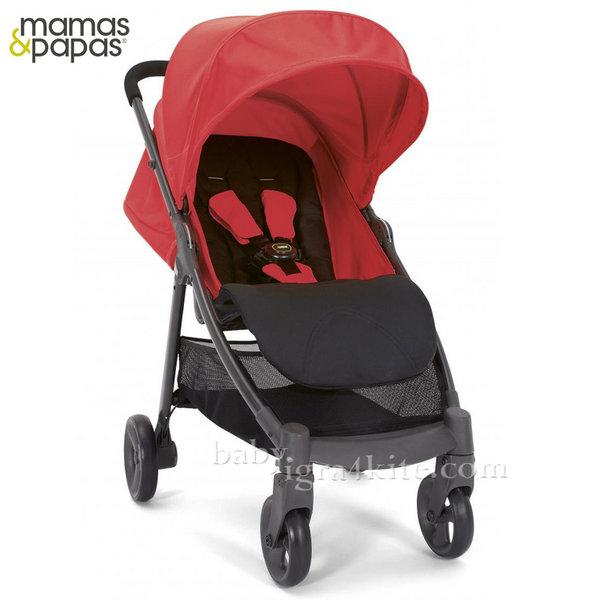 Mamas & Papas - Комбинирана количка Armadillo Coral Pink