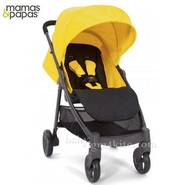 Mamas & Papas - Комбинирана количка Armadillo Lemon Drop