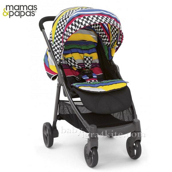 Mamas & Papas - Комбинирана количка Armadillo Stripe