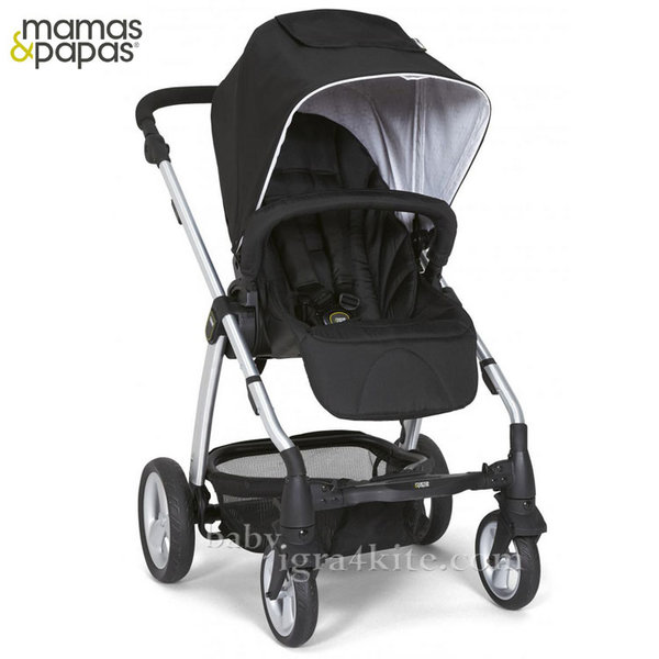 Mamas & Papas - Комбинирана количка Sola2 Black