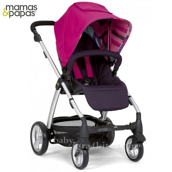 Mamas & Papas - Комбинирана количка Sola2 Pink