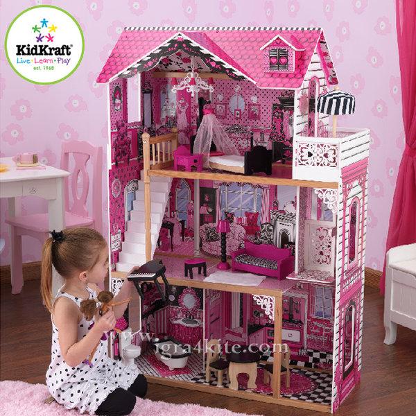 KidKraft - Куклена къща Амелия 65093