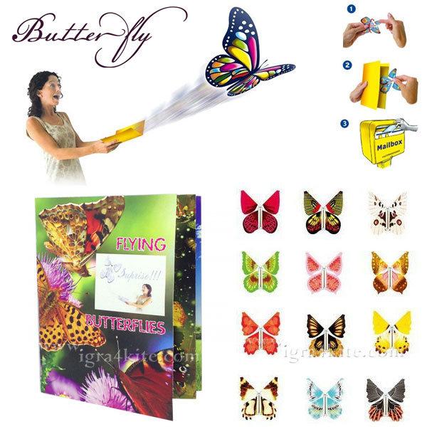 Летящи пеперуди - Изненада!!!