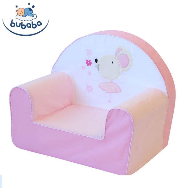 Bubaba - Детски фотьойл Мишле 62834