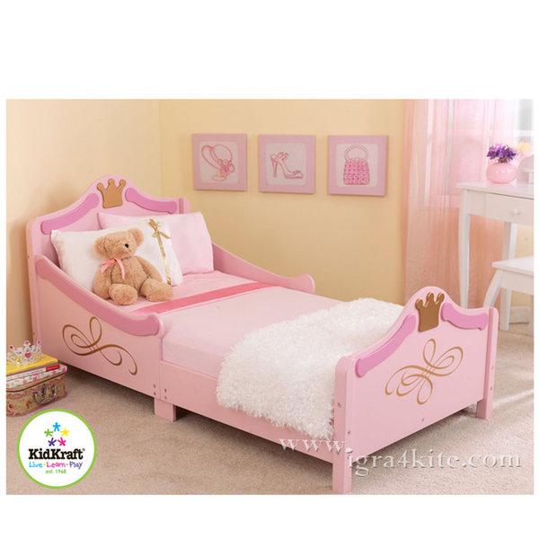 KidKraft - Детско легло Принцеса 76139
