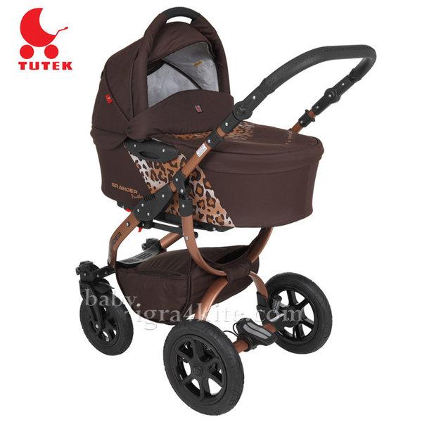 Tutek - Комбинирана количка 2 в 1 Grander Panter