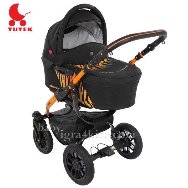 Tutek - Комбинирана количка 2 в 1 Grander Tiger