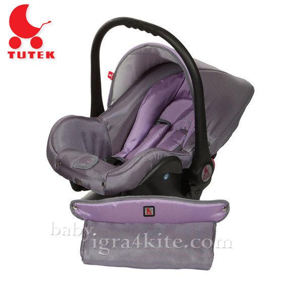 Tutek - Столче за кола Grander Grey/Heather