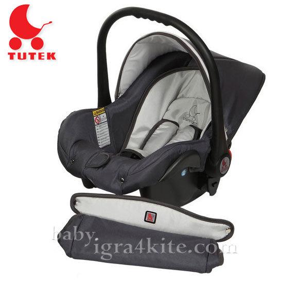 Tutek - Столче за кола Grander Graphite/Silver