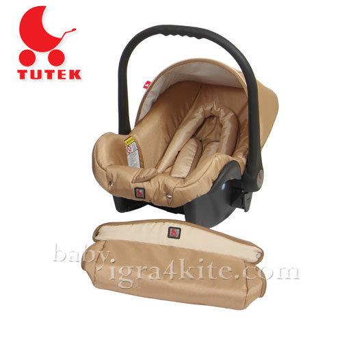 Tutek - Столче за кола Grander Beige/Creamy
